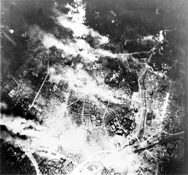 1945年東京