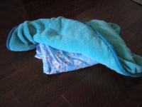 毛布チック?