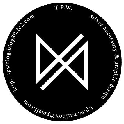 T.P.W.ステッカー