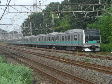 常磐緩行線の新しい顔 E233系2000番台