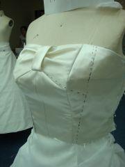 ドレス製作4