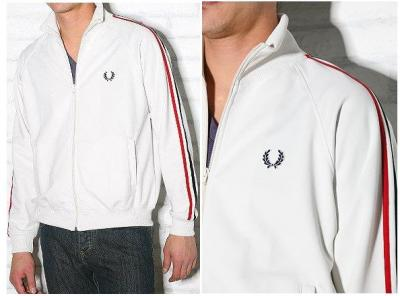 fred perry track top 08 spring