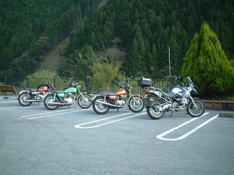 2009.4.12   別府峡ツーリング 002