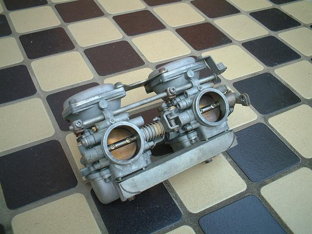 2009.5 TX650書類無し 、エンジン始動OK 001