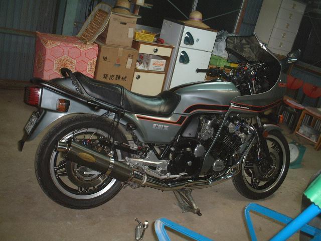 2009.10.11 ダンガーニエキパイ+神戸ユニコーンマフラー 022
