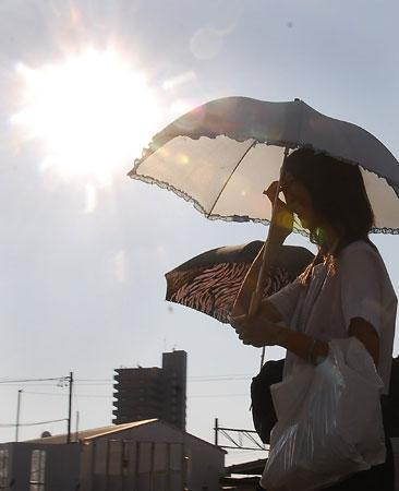 日本一暑い街