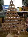 小学生オリジナル積み木で遊ぶ 019 最小