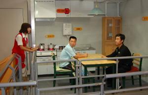 外国人研修生集合研修「防火・防災学習」作州津山商工会久米地区