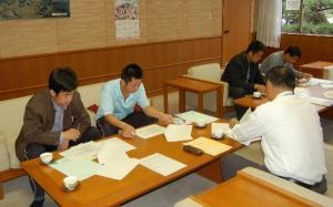 外国人研修生集合研修(久米地区内施設見学)