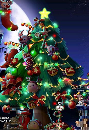 クリスマス広場1