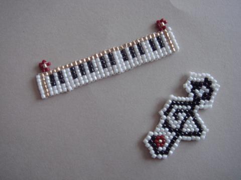 ピアノト音記号