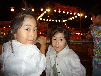 夏祭り2008