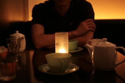 代々木上原・ファイヤーキングカフェ