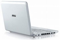 MSI Wind Notebook U100