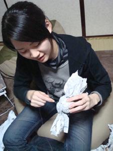 アキ小道具製作