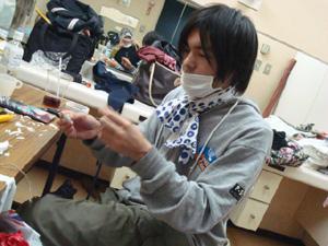 職人前田さん