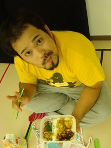 コザの夕食