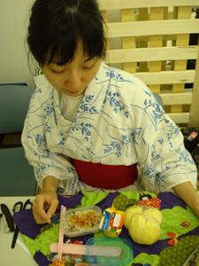 杏ちゃんの夕食
