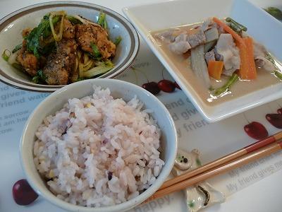 根菜のごま味噌煮