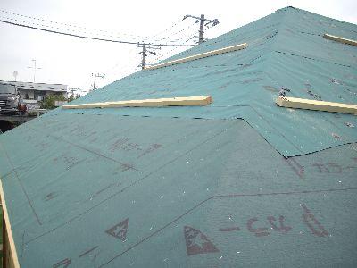 木田邸屋根ルーフィング検査写真1 001_min