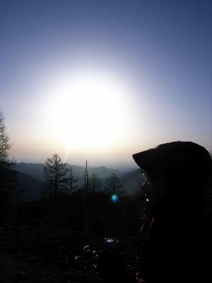 雲取山ハイク1