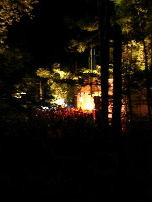 道志の森ライブ