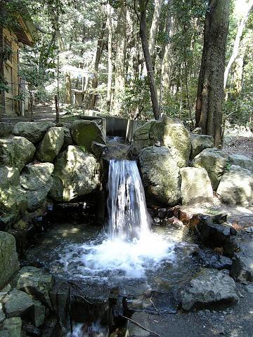 金龍明神の滝