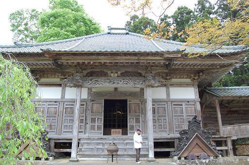 妙宣寺の本堂