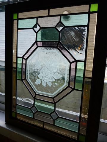 ガラスの作品