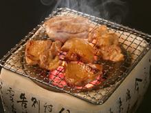 比内地鶏焼き 醤油味