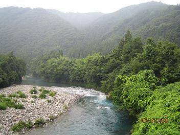 根尾川(岐阜県)