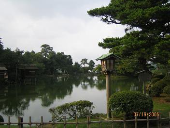 日本三大庭園です