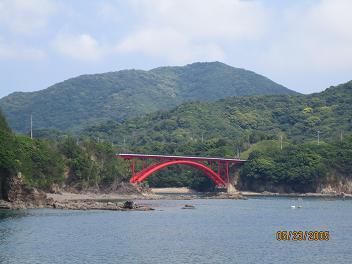 伊勢志摩の海岸にて(三重県)