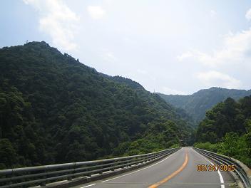 紀伊の山道(和歌山県)