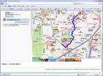 Yahoo地図リニューアル2点間距離