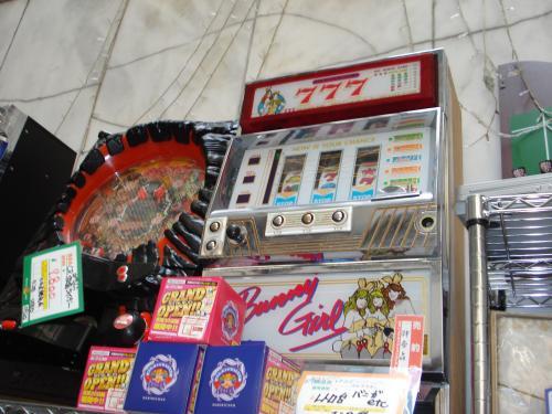 MAKOの展示品バニーガール_convert_20090617155211
