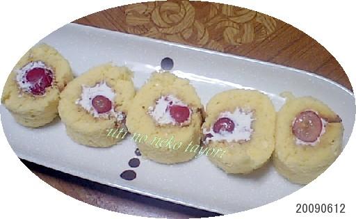 サクランボケーキ0611