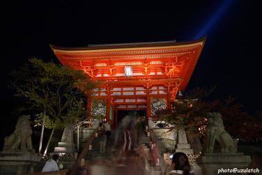 清水寺正面門