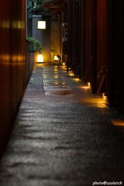 足元の灯り