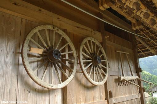 2つの木輪