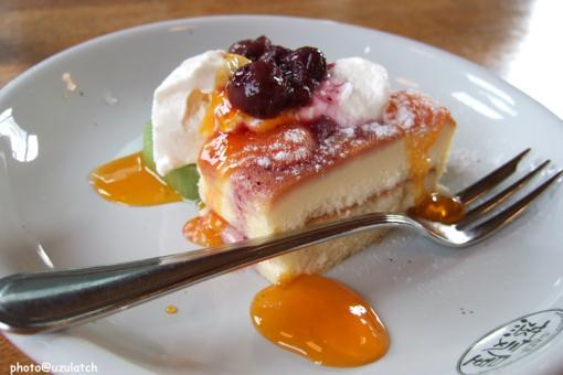 チーズケーキセット01