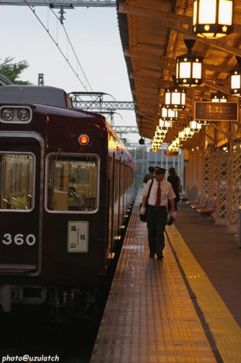 阪急嵐山駅01
