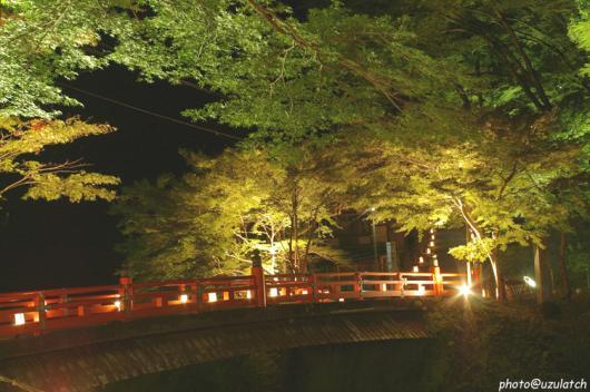 高雄橋ライトアップ2