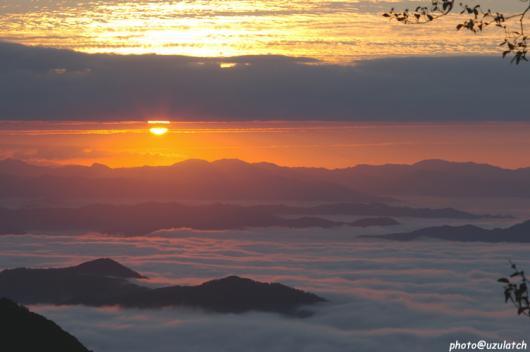2007大江山雲海