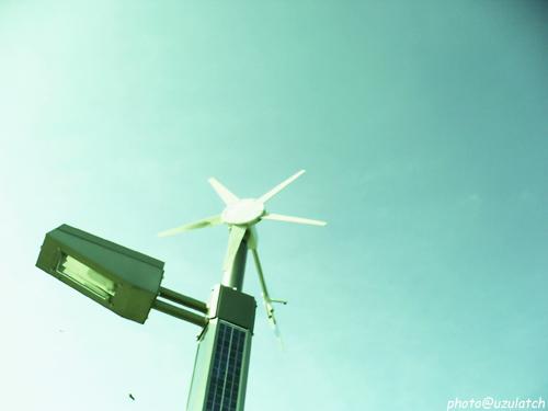マイクロ風車