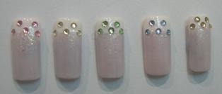 vingt nail ikeda