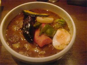 札幌市 スープカレー SHO-RIN ラムやさい