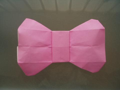 クリスマス 折り紙 折り紙 リボンの作り方 : vongi.blog72.fc2.com