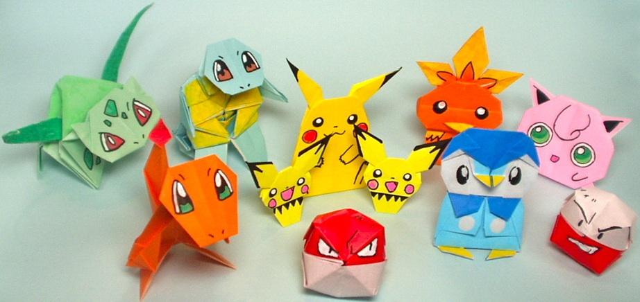 簡単 折り紙:折り紙 立体 キャラクター-vongi.blog72.fc2.com