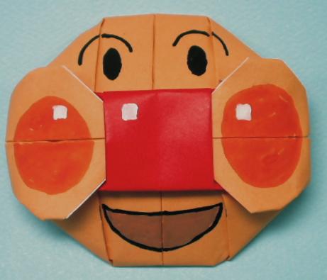 折り紙の アンパンマン折り紙の折り方 : vongi.blog72.fc2.com